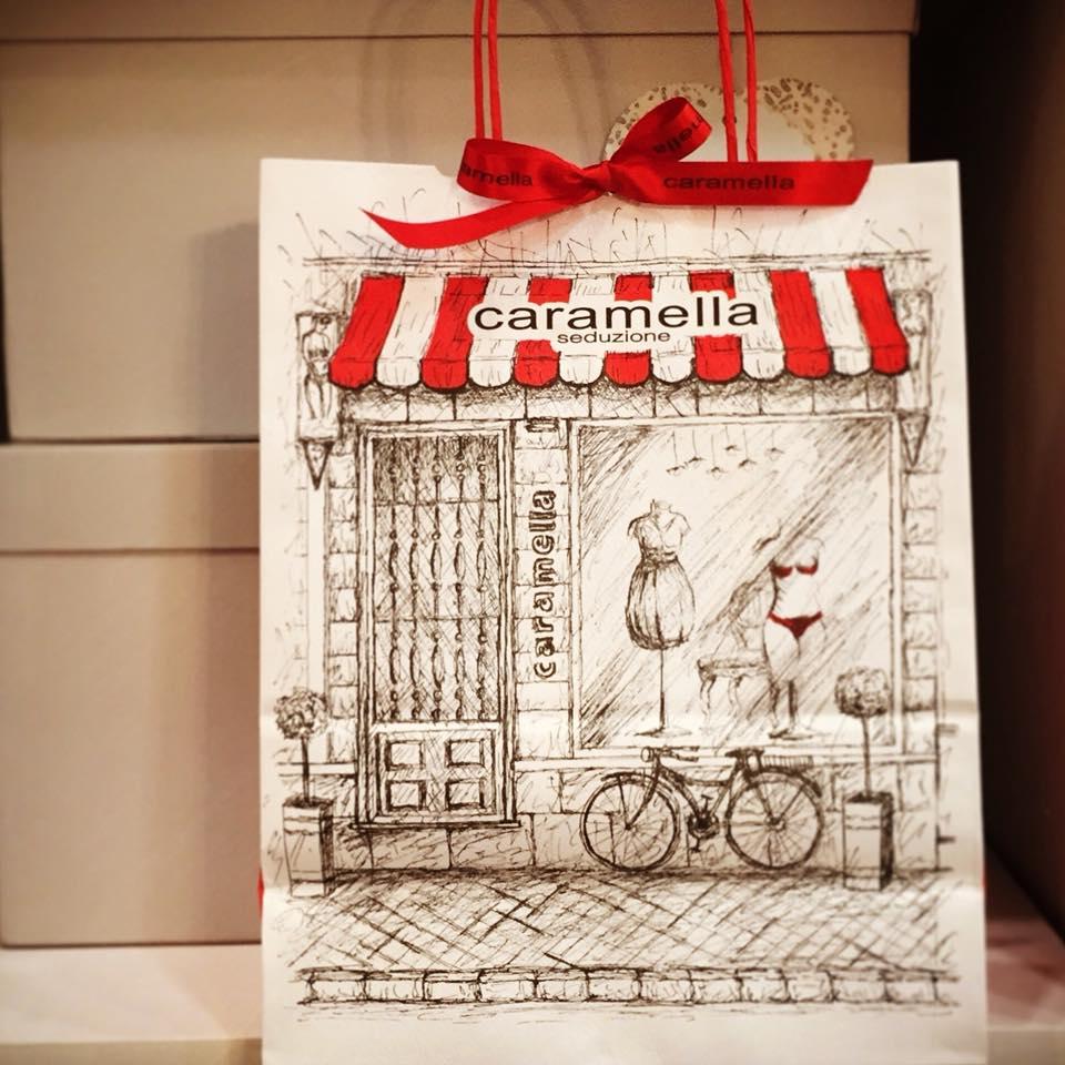 regalo de navidad. caramella seduccione. lenceria vigo
