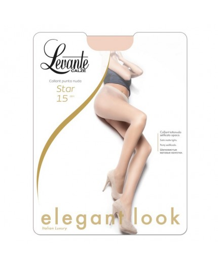 Panty 15 Den|Star 15|Levante